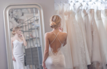 How to prepare for your first bridal appointment