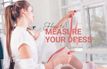 How to measure your dress