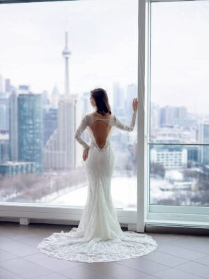 Tanetta by Ana Koi Bridal 2
