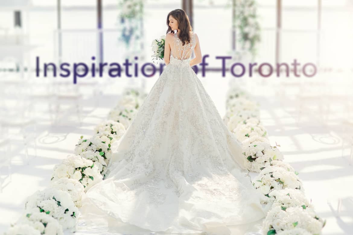 New Collection by Ana Koi Bridal